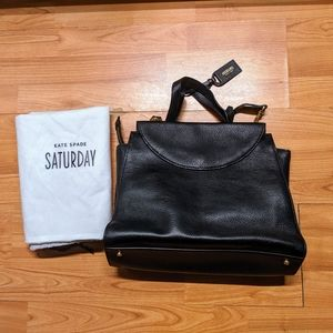 Kate Spade Saturday Pebble Leather Tote Handbag